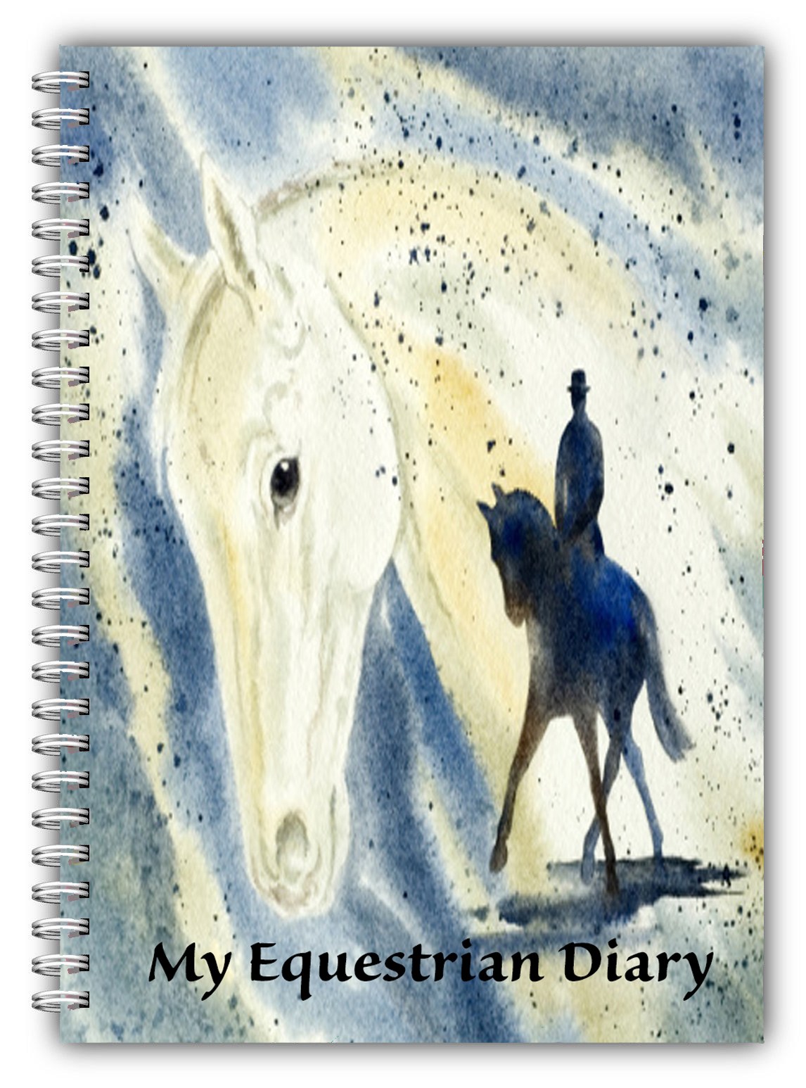 Equestrian Log Books