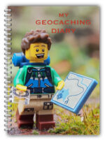 Geocaching Log Book