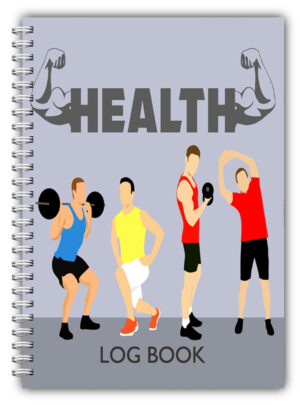 Fitness Log Books
