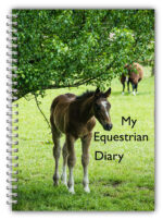 Equestrian Log Books