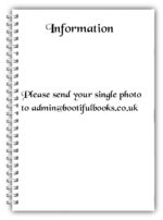 A4 PERSONALISED NOTEBOOK/USE YOUR OWN PHOTO/ A5 PHOTO BOOK GIFT